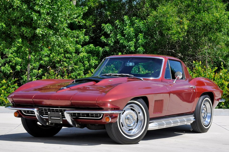 1967 Chevrolet Corvette Coupe 427/435 4-Speed