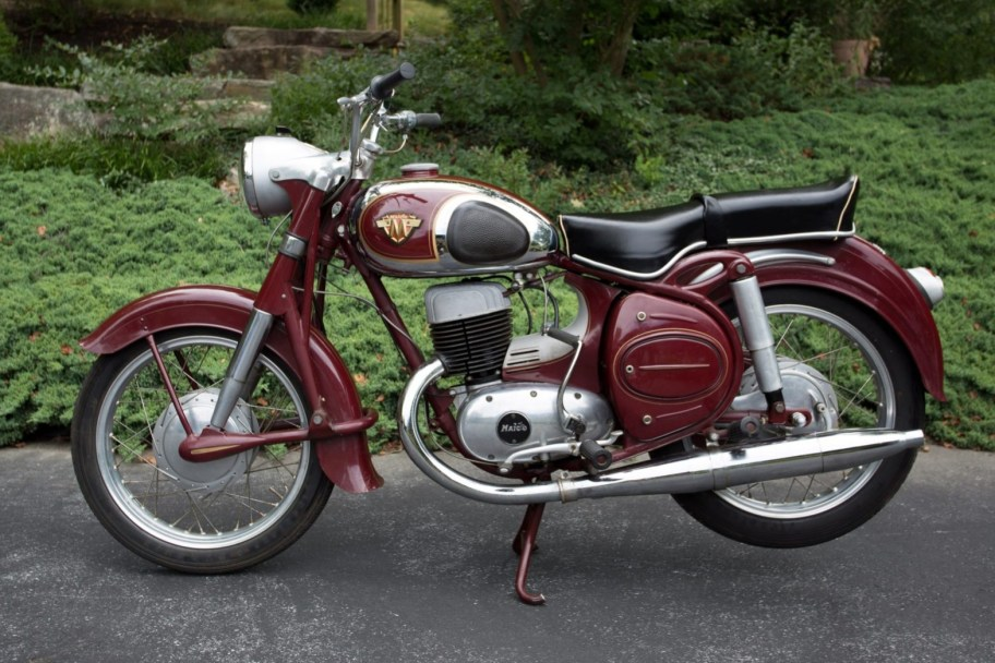 No Reserve: 47-Years-Owned 1957 Maico Blizzard