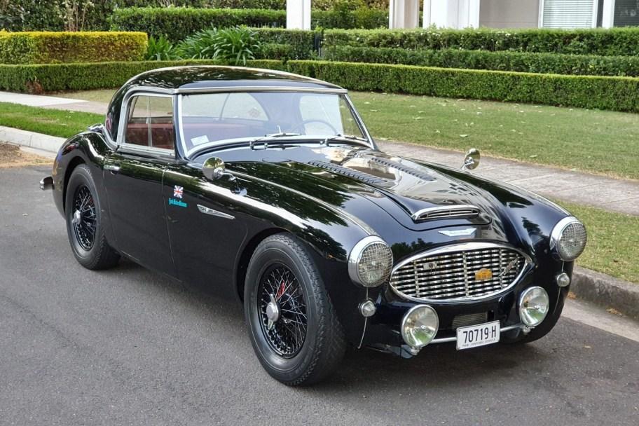 1959 Austin-Healey 3000 BT7 2+2