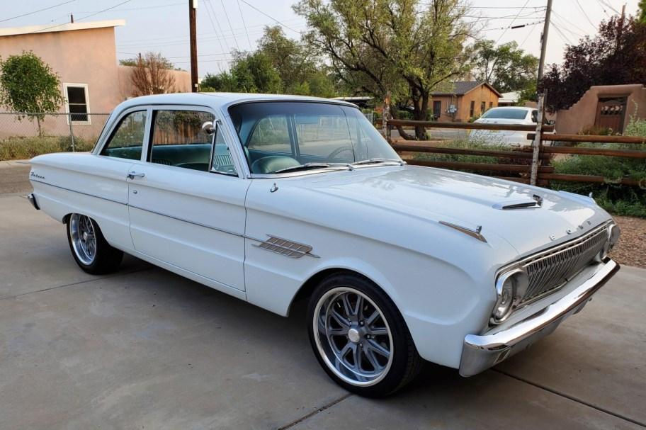 331-Powered 1962 Ford Falcon Futura