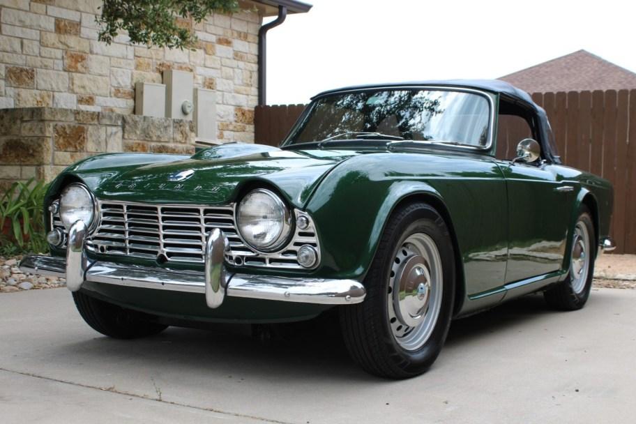 1964 Triumph TR4