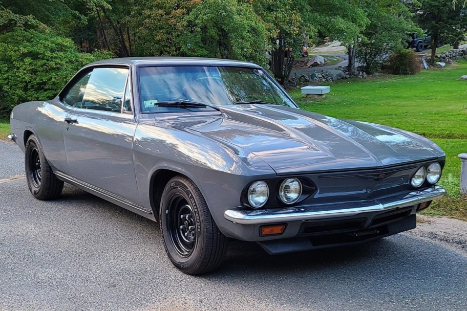 350-Powered 1965 Chevrolet Corvair Monza Coupe