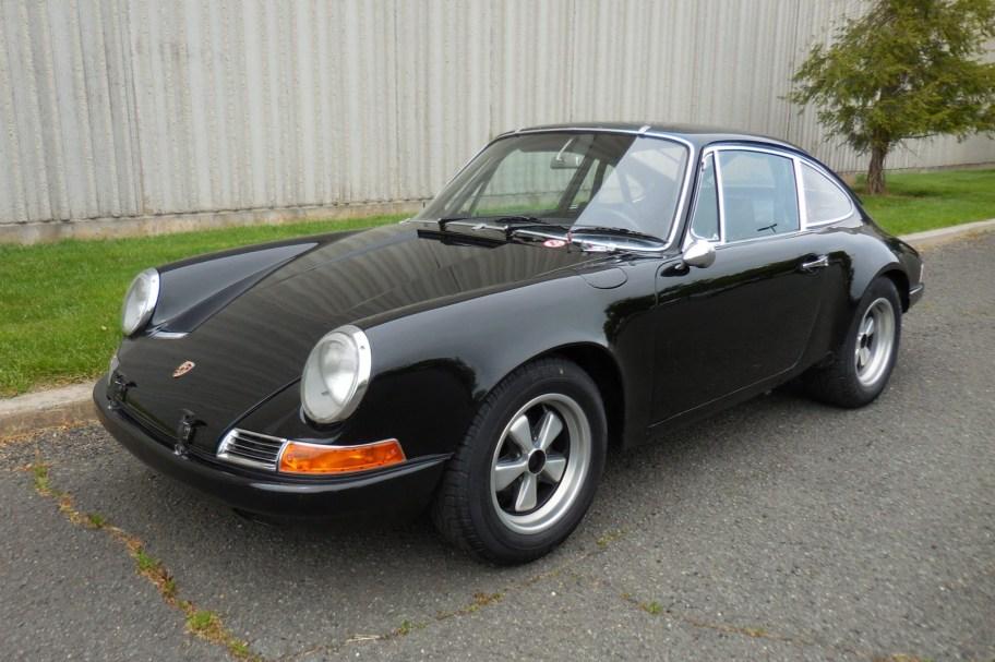 Modified 1967 Porsche 912