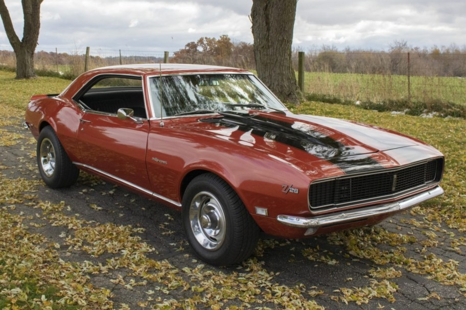 Modified 1968 Chevrolet Camaro Coupe 5-Speed
