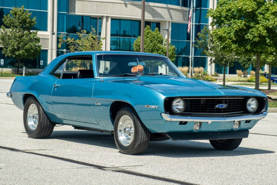 406-Powered 1969 Chevrolet Camaro