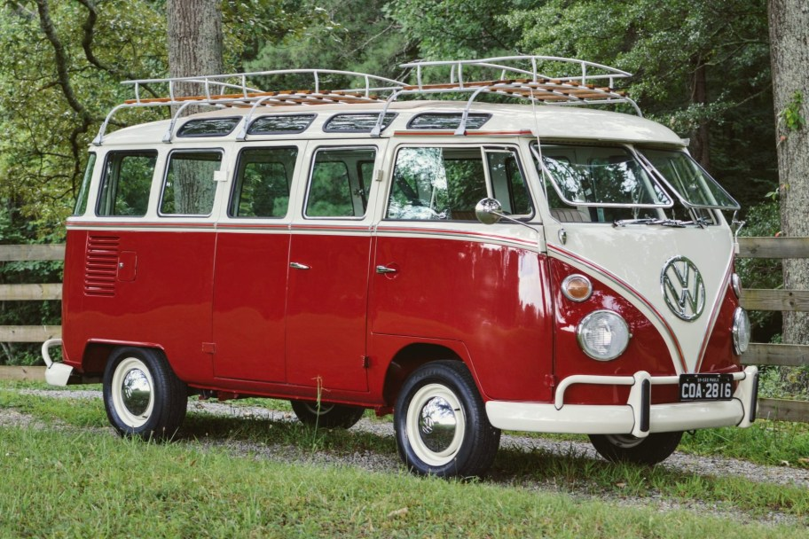 1971 Volkswagen Samba 23-Window Conversion