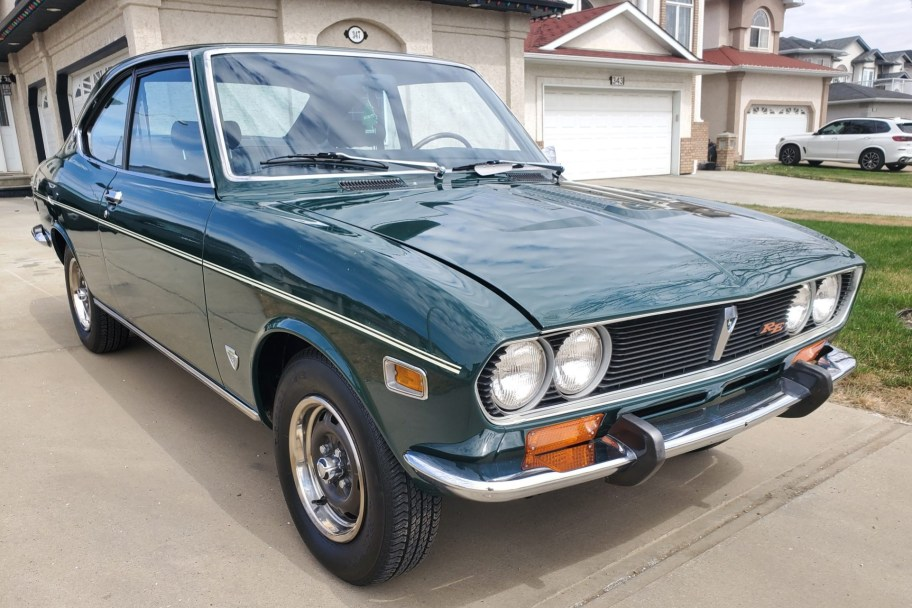 1972 Mazda RX-2 Coupe 4-Speed