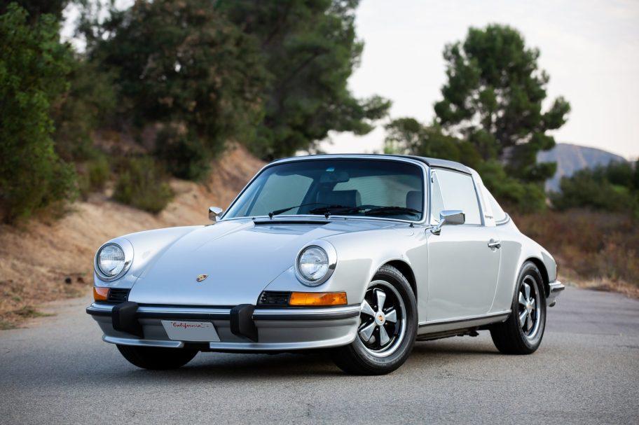 1973 Porsche 911S Targa
