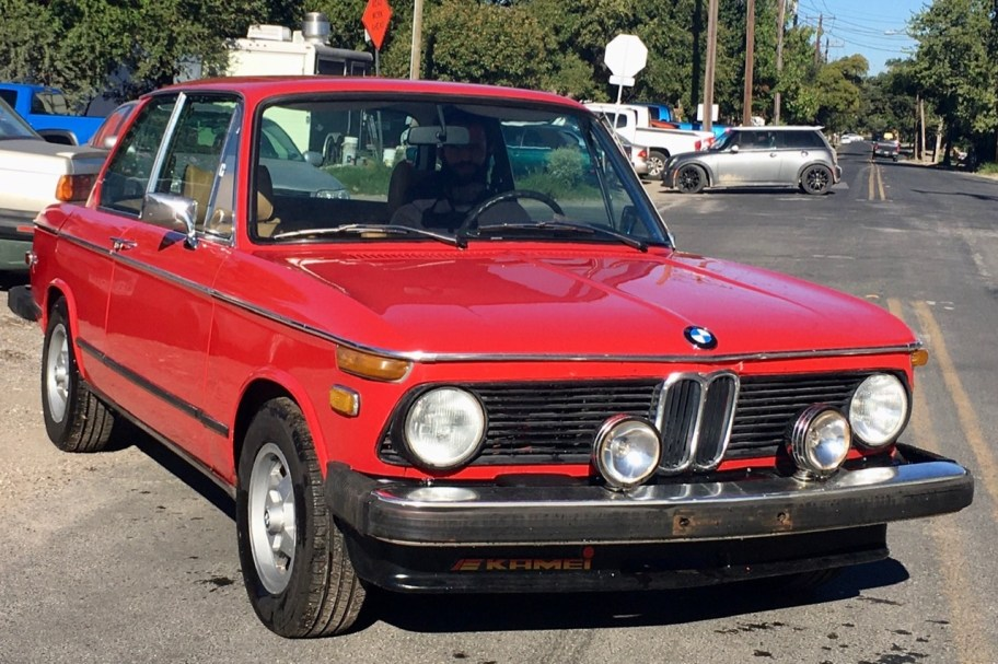 No Reserve: 1975 BMW 2002 4-Speed