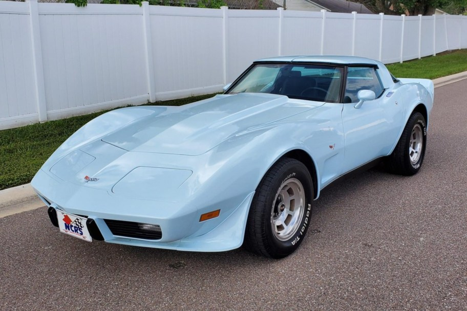 1979 Chevrolet Corvette 4-Speed