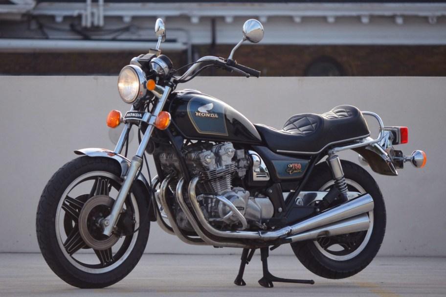 No Reserve: 1981 Honda CB750C Custom