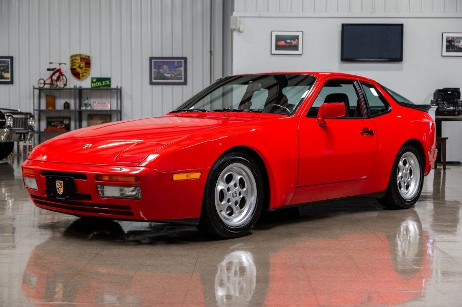 34k-Mile 1986 Porsche 944 Turbo