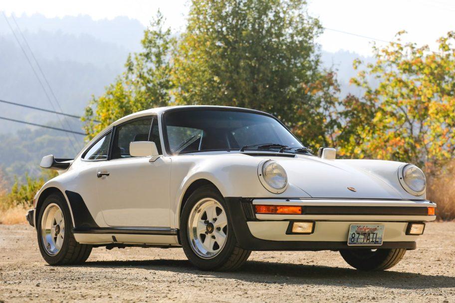 16k-Mile 1987 Porsche 911 Turbo