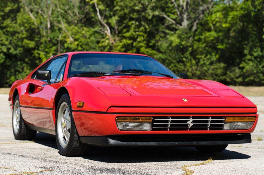9k-Mile 1989 Ferrari 328 GTB