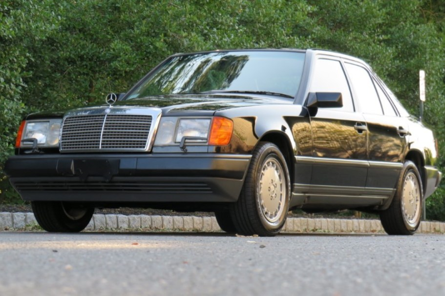 No Reserve: 1989 Mercedes-Benz 300E