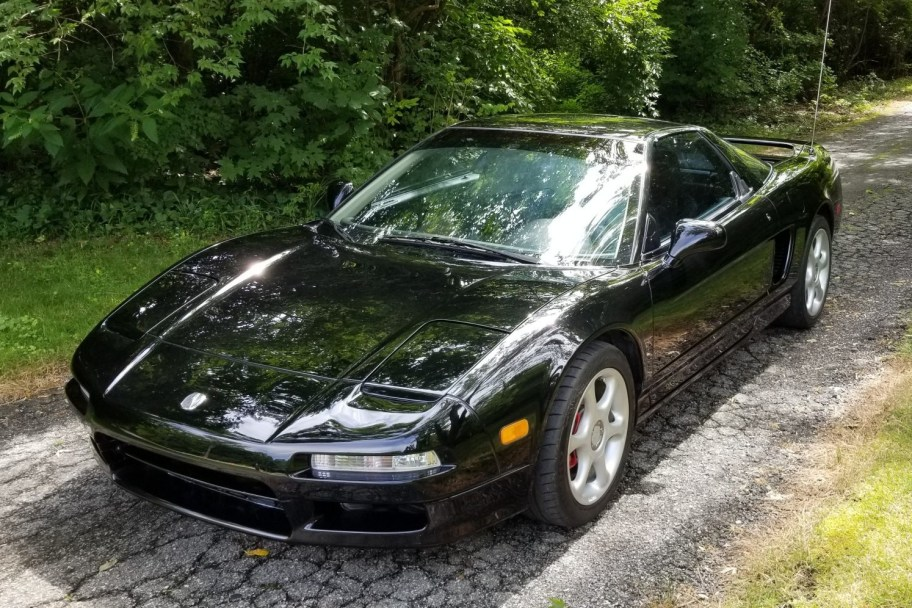 1991 Acura NSX 5-Speed