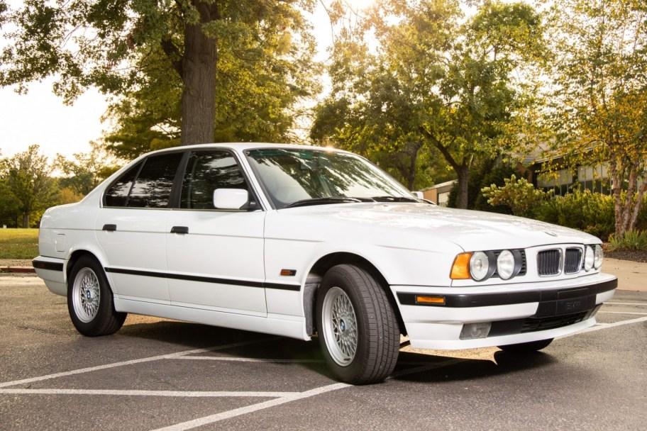 No Reserve: 1995 BMW 525i 5-Speed