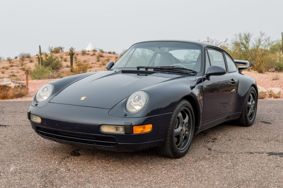 1997 Porsche 911 Carrera 6-Speed