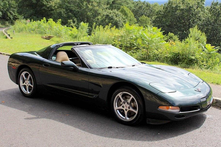One-Owner 2000 Chevrolet Corvette 6-Speed
