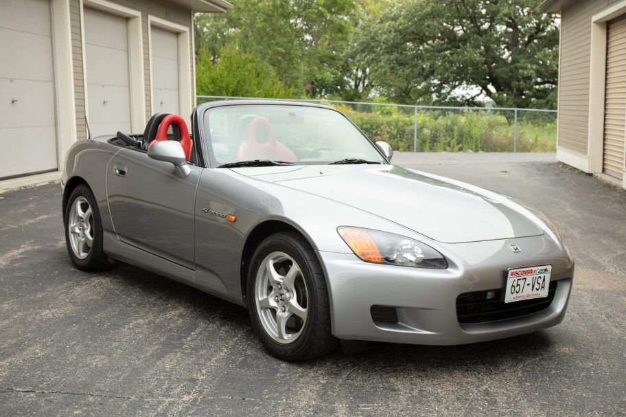 No Reserve: One-Owner 2000 Honda S2000