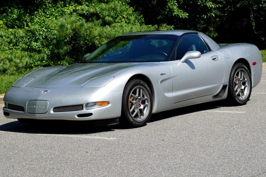 No Reserve: 2003 Chevrolet Corvette Z06