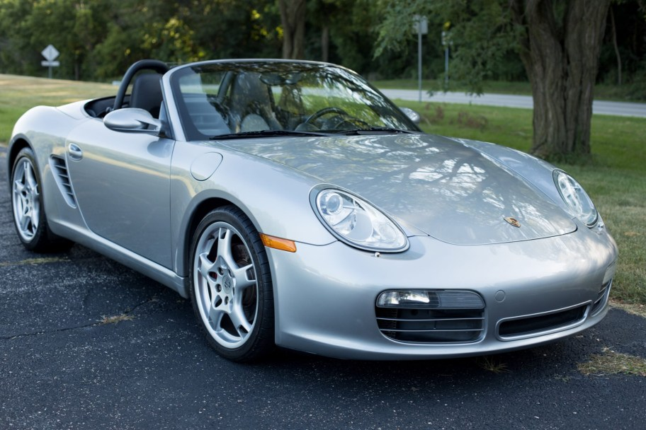 No Reserve: 2006 Porsche Boxster S 6-Speed