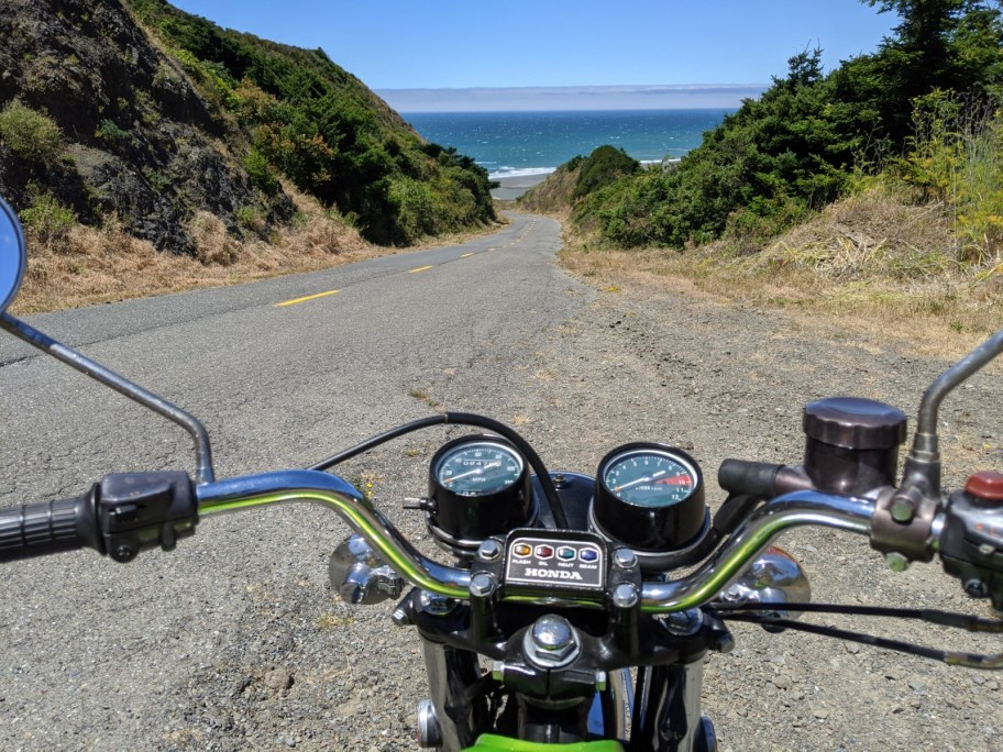 BaT Auction Success Story: Going Coastal with a 1971 Honda CB500