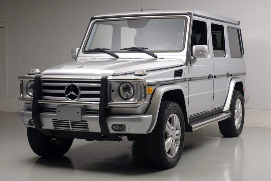 2009 Mercedes-Benz G550