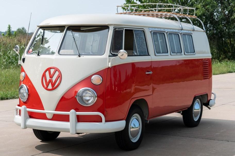 1965 Volkswagen Type 2 EZ Camper