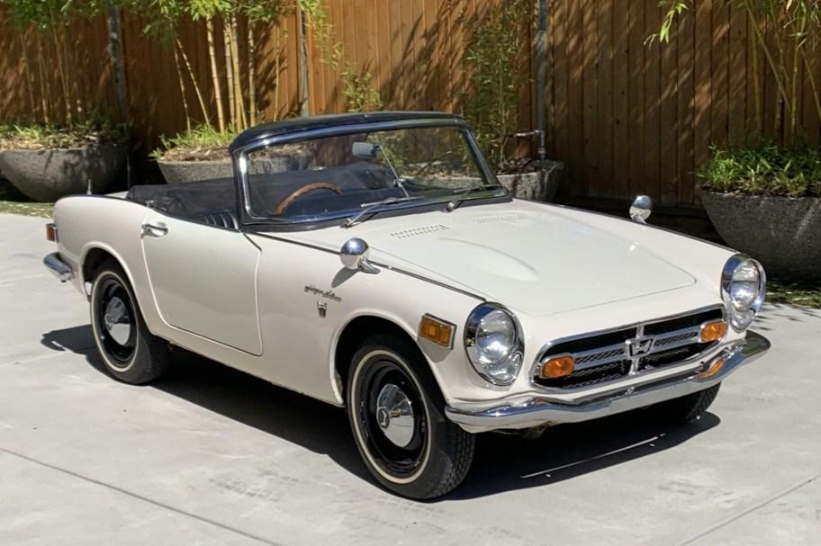 1966 Honda S800 Roadster