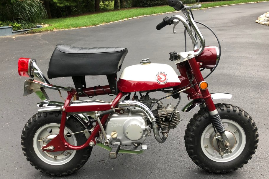 No Reserve: 30-Years-Owned 1970 Honda Z50A
