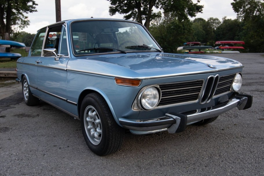 22-Years-Owned 1973 BMW 2002tii