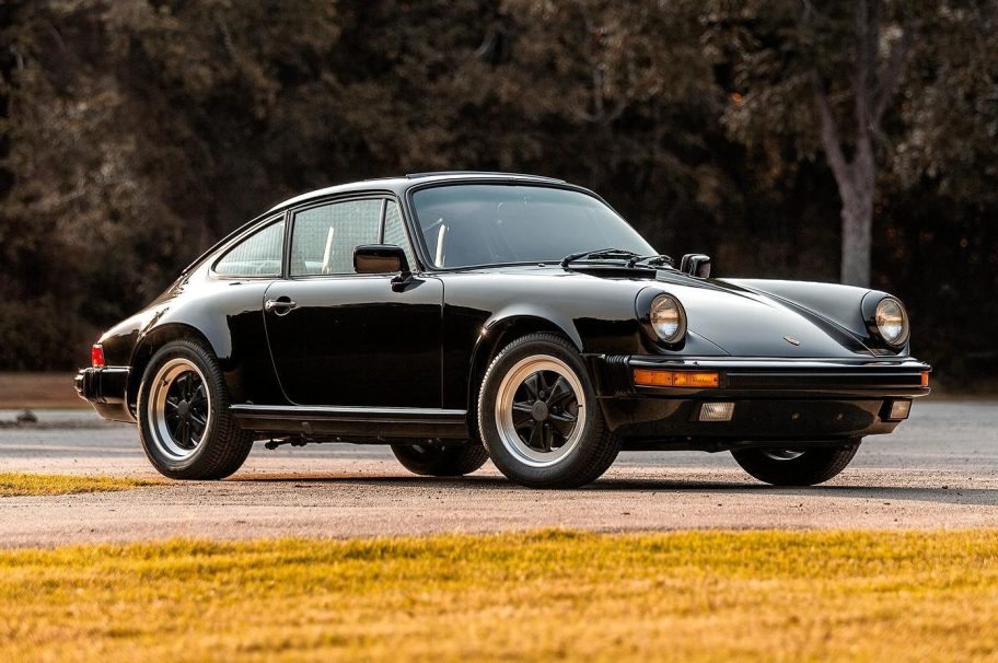 23k-Mile 1985 Porsche 911 Carrera