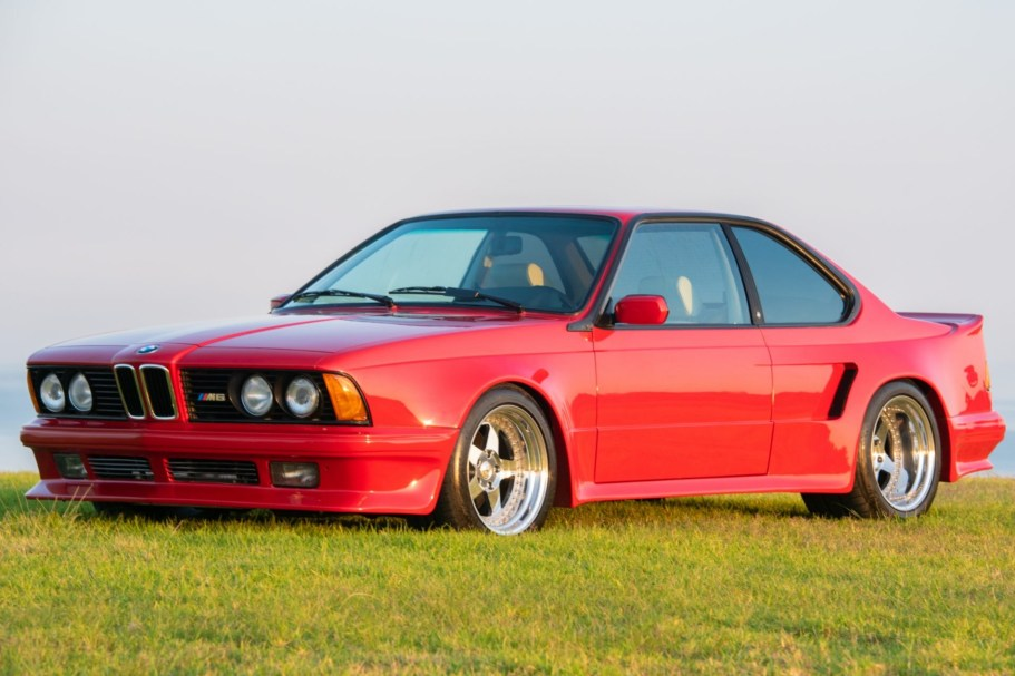 No Reserve: 26-Years-Owned Widebody 1988 BMW M6 3.9L 5-Speed