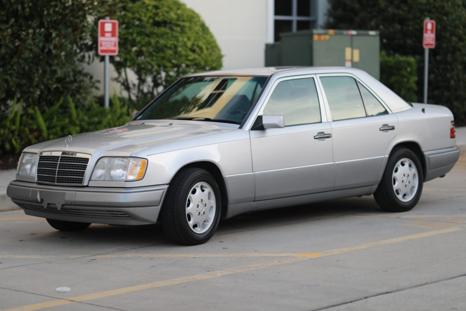 No Reserve: 36k-Mile 1994 Mercedes-Benz E320