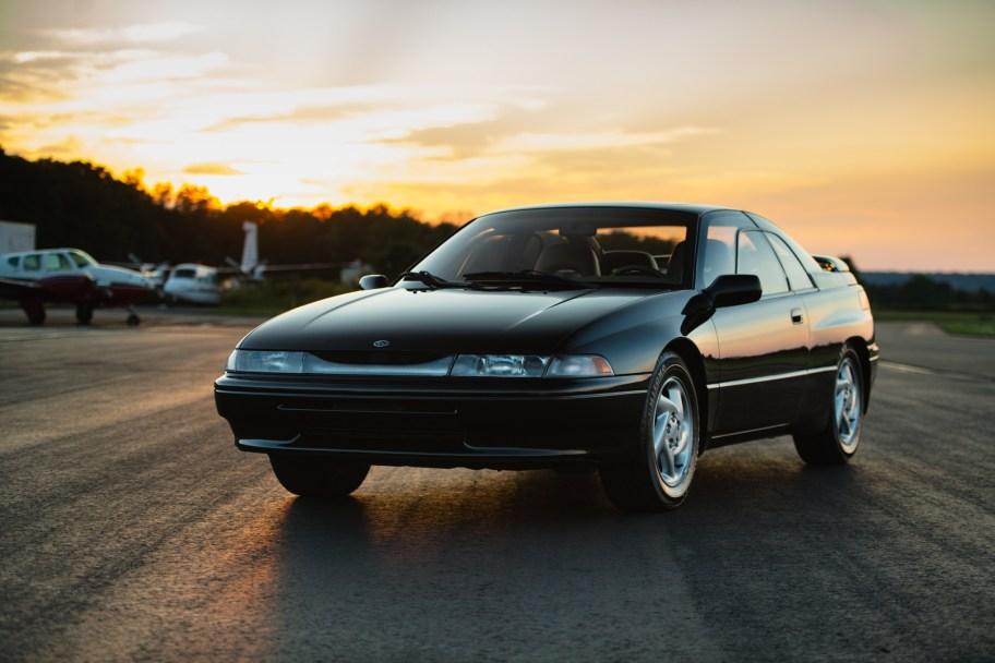 No Reserve: 1994 Subaru SVX