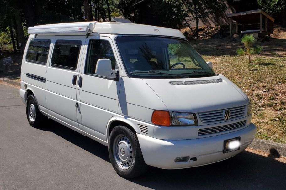 2002 Volkswagen Eurovan Camper