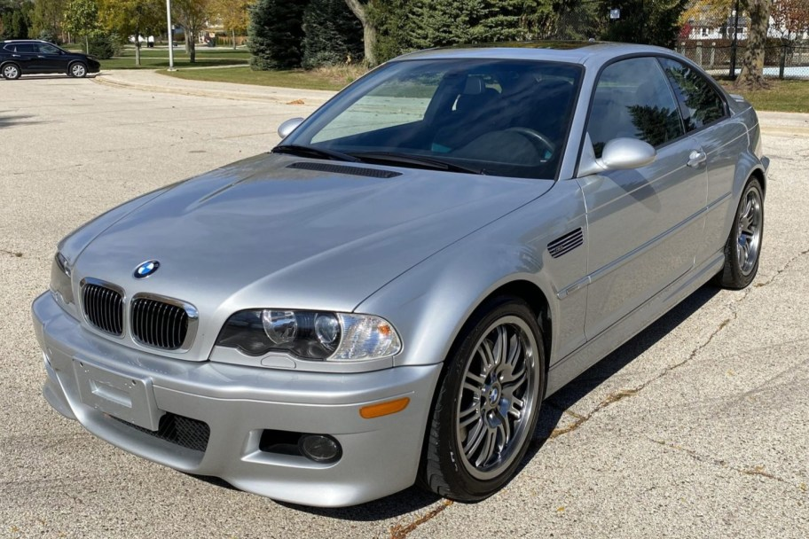 Original-Owner 2005 BMW M3 Coupe 6-Speed