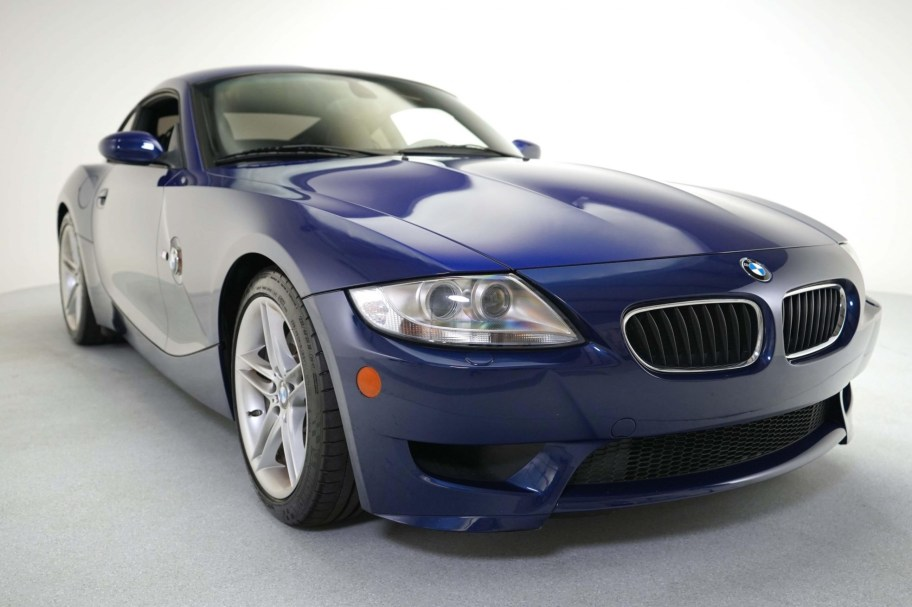 43k-Mile 2007 BMW M Coupe
