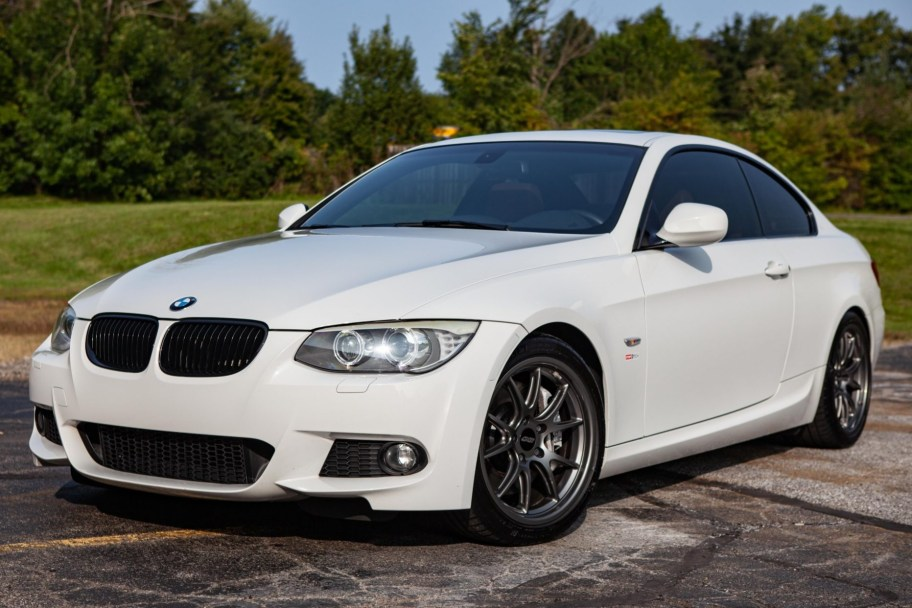 2011 BMW 335i Coupe M Sport 6-Speed