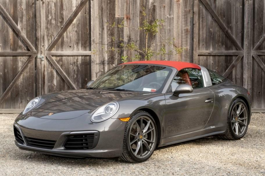 2017 Porsche 911 Targa 4 7-Speed