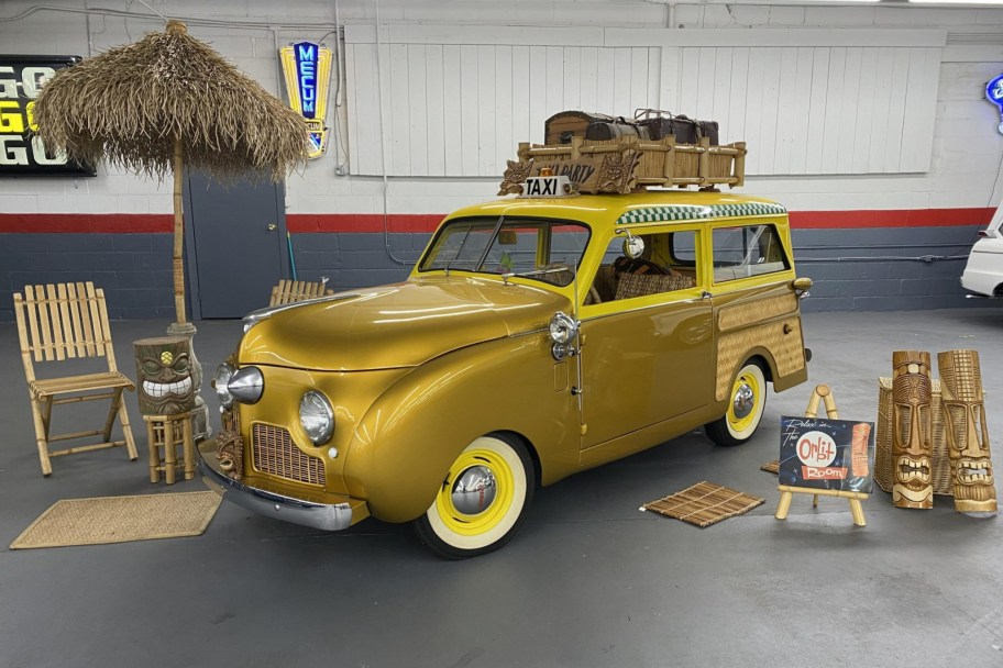 Custom 1948 Crosley CC Four Station Wagon