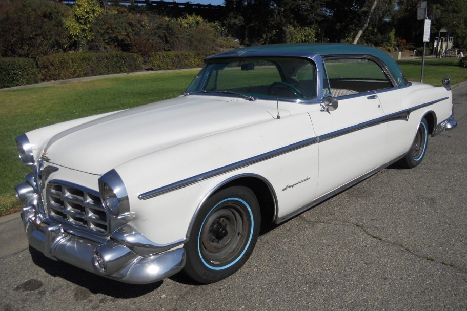 1955 Imperial Newport Coupe