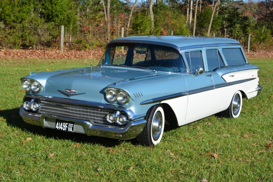 Modified 1958 Chevrolet Nomad