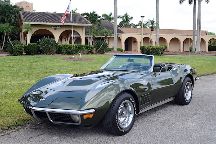 1970 Chevrolet Corvette LS5 454/390 Convertible