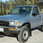 1991 Toyota Pickup 4x4 5 Speed For Sale On Bat Auctions Sold For 16 500 On December 2 2020 Lot 39 935 Bring A Trailer