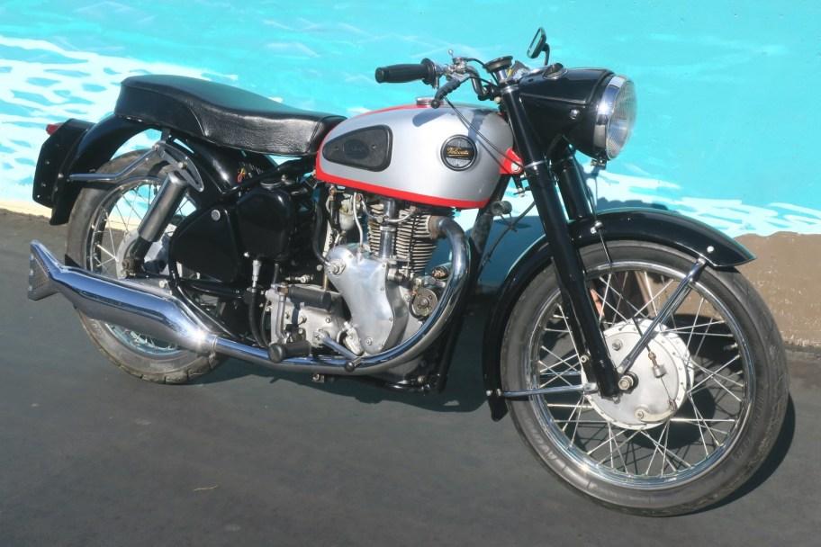 45-Years-Owned 1959 Velocette Venom