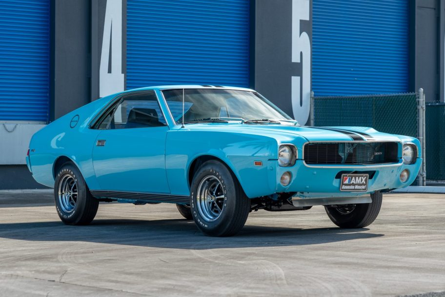 1969 AMC AMX 343 4-Speed