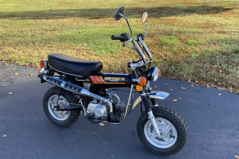 No Reserve: 1978 Honda CT70 Trail
