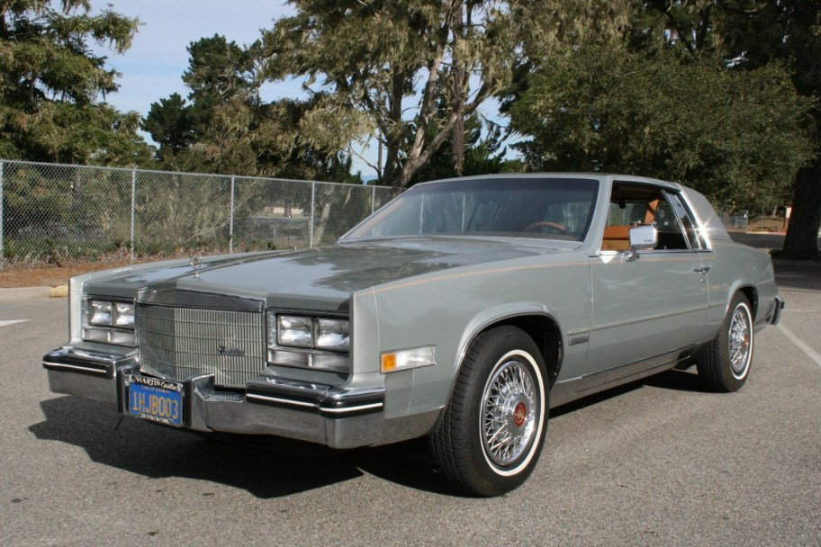 No Reserve: One-Family-Owned 26k-Mile 1983 Cadillac Eldorado